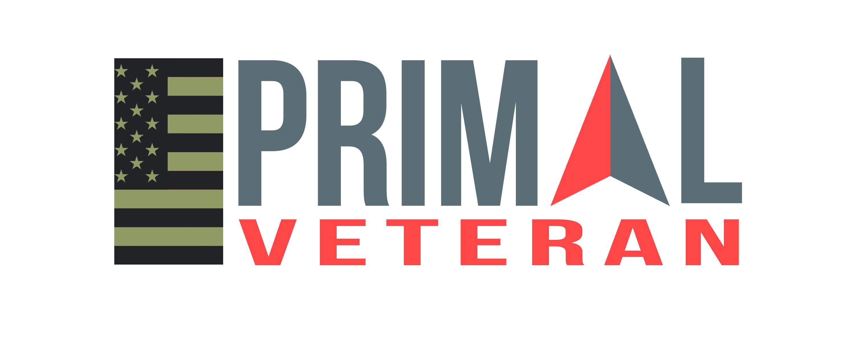 primal veteran logo image