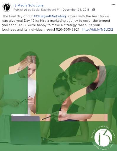 marketing Social Media post image