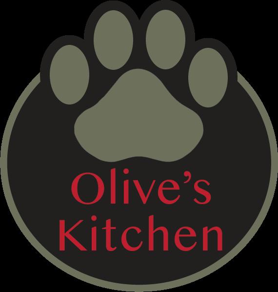 olives kitchen Logo Design