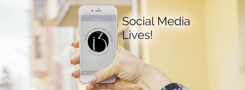 Social Media Lives