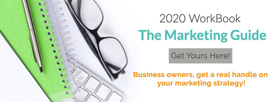 2020 workbook marketing guide banner image