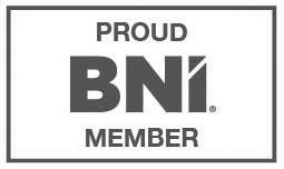 proud bni member logo image