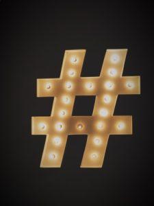 hashtag image lights image