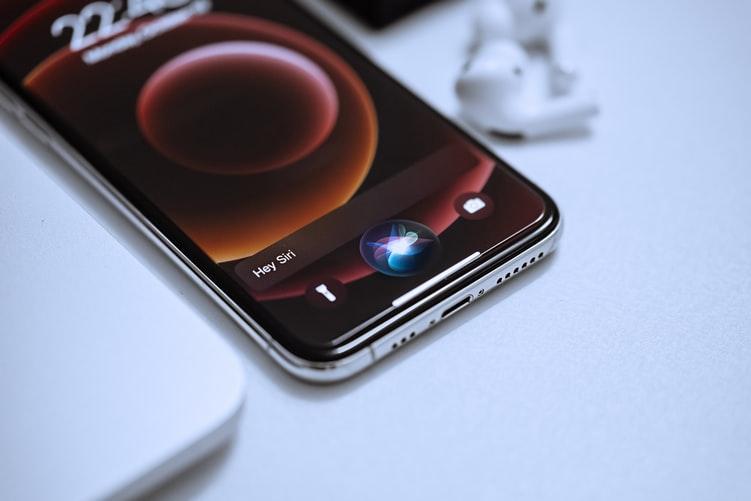 Siri Iphone Image