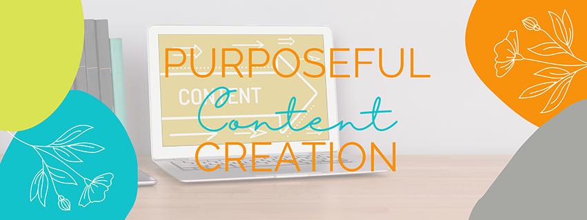 purposeful content creation workshop image